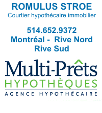 Pret hypothecaire Laval Montreal West Island Longueuil